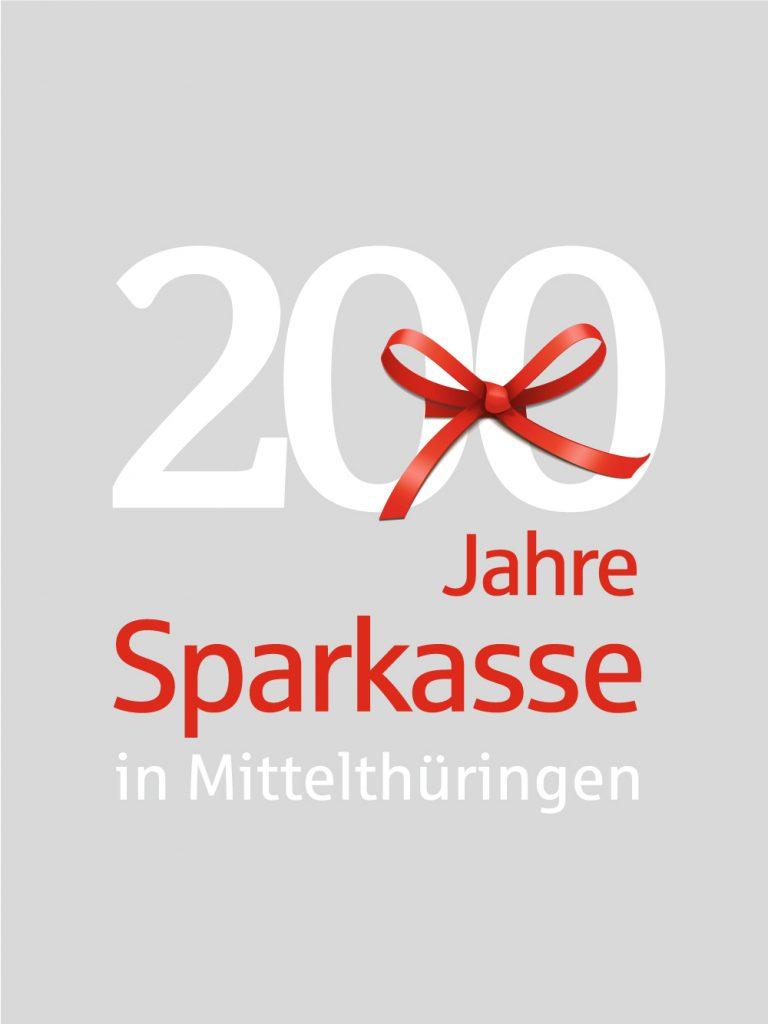 200 Jahre Sparkasse in Mittelthüringen
